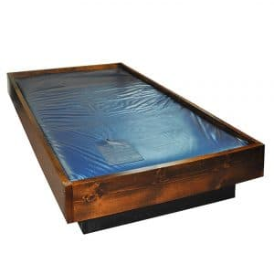 Waterbeds offered a lot of benefits but also required intense, meticulous labor to maintain