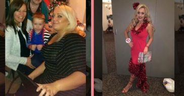 Woman Loses 112 Lbs And Wins Beauty Pageant After Fiancé Leaves Her For Being 'Too Fat'