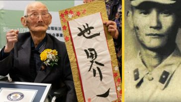 World's Oldest Man Is A 112-Year-Old Japanese Man Who's Secret To Longevity Is 'Smiling'