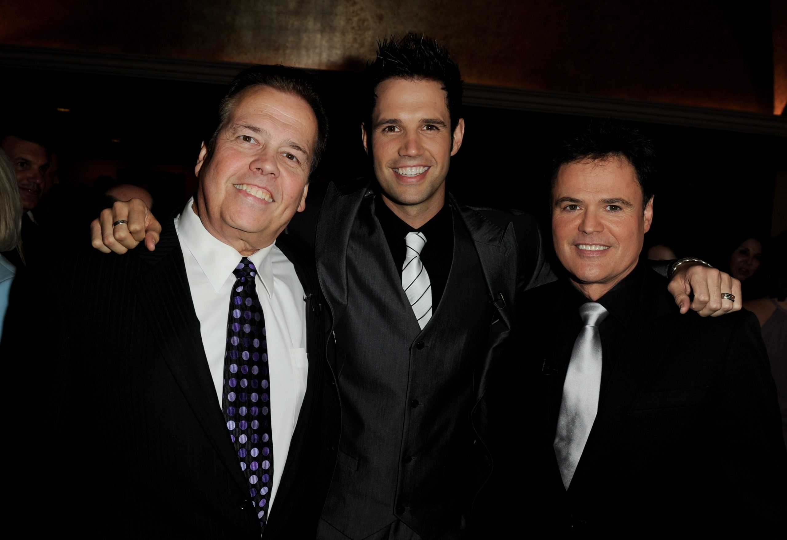 alan david donny osmond