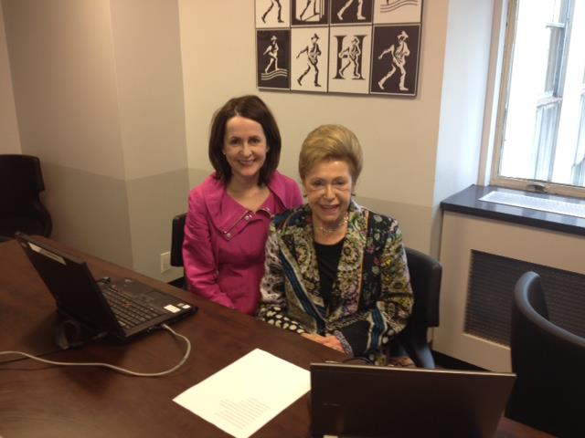 carol and mary higgins clark mother daughter authors