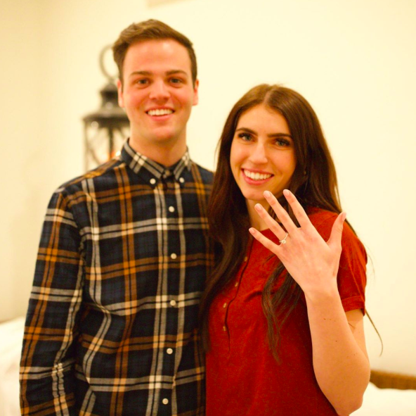 donny osmond's youngest son josh engaged