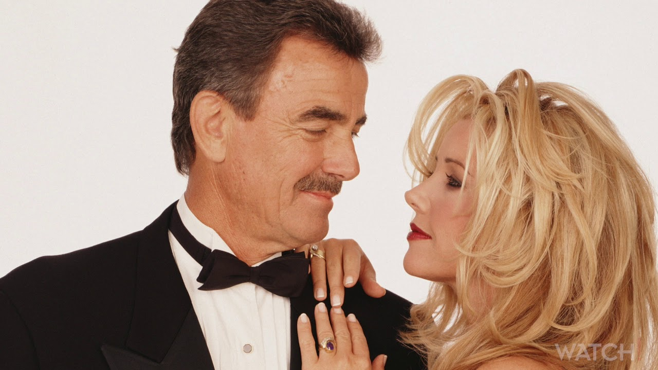 eric braeden celebrates 40 years with young and the restless