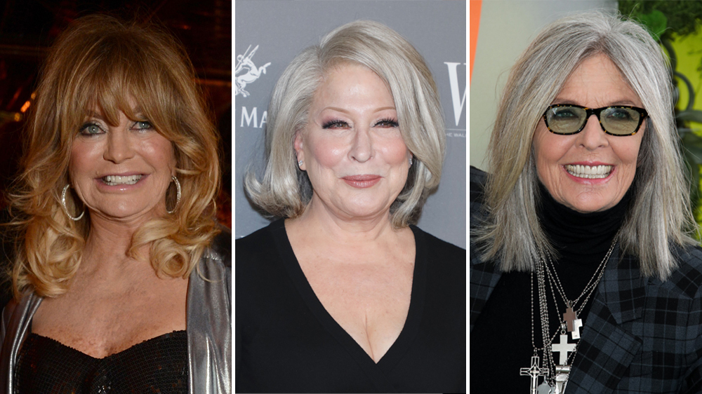 Goldie Hawn, Bette Midler, Diane Keaton to star in Family Jewels