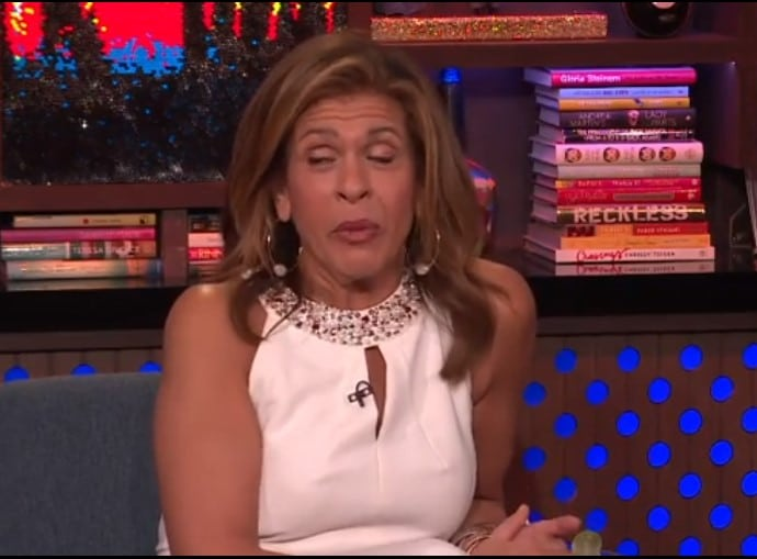 hoda kotb watch what happens live