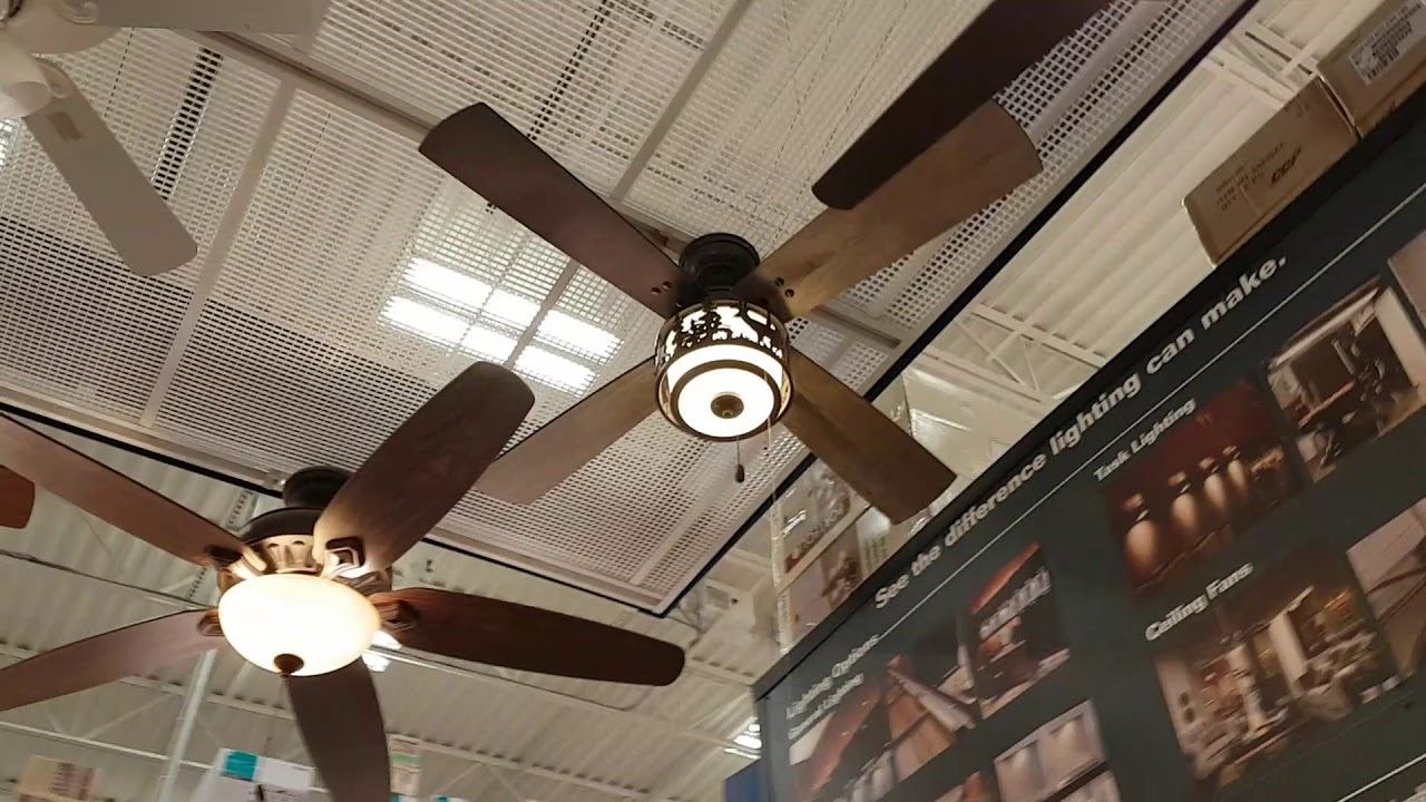 lowe's ceiling fans recalled