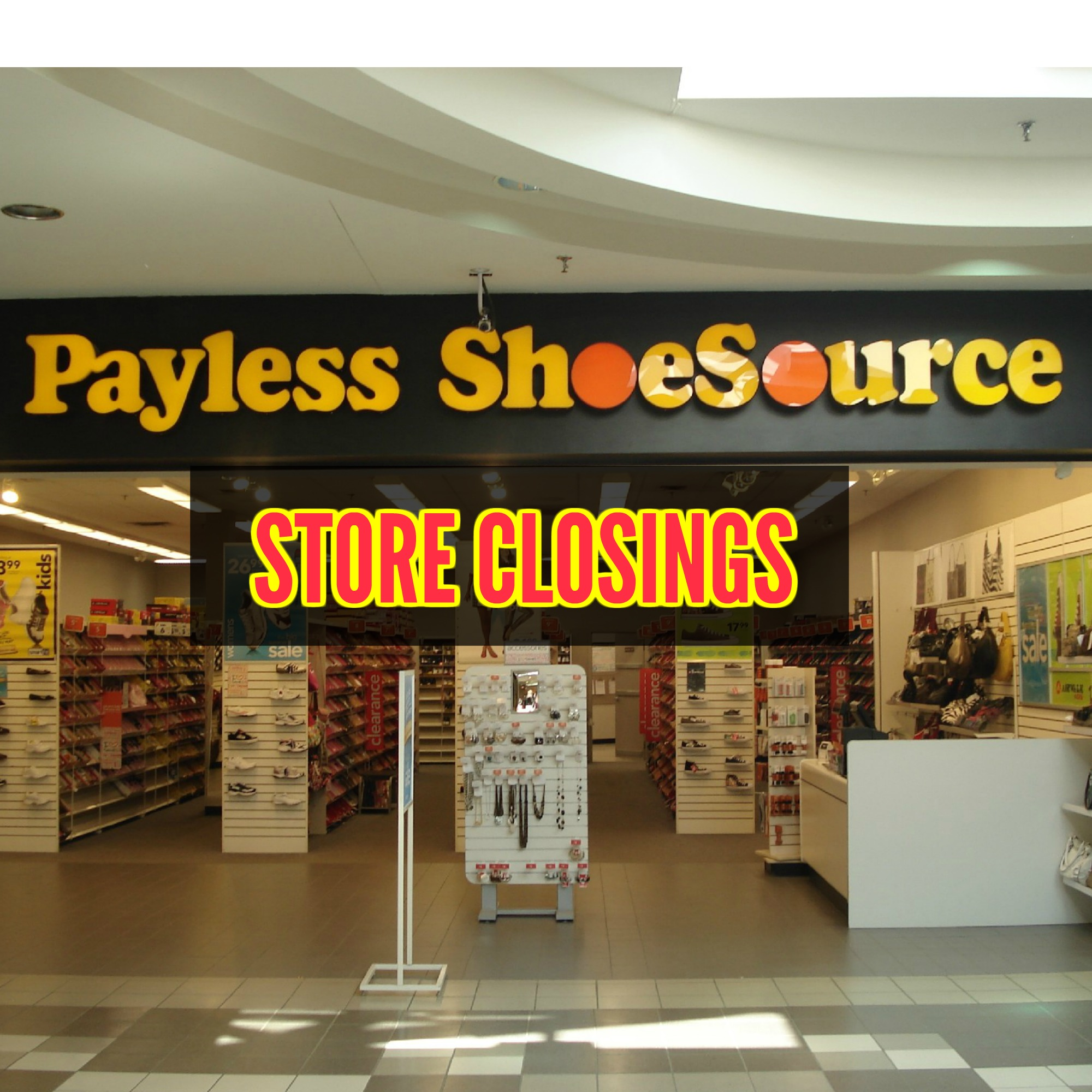 payless finally closing liquidation starts this weekend
