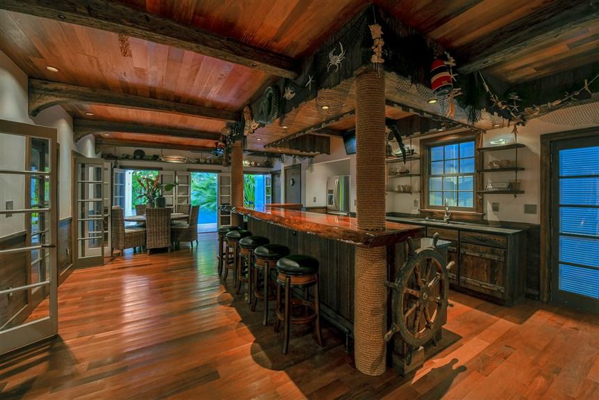 pirate ship kitchen dale earnhardt jr