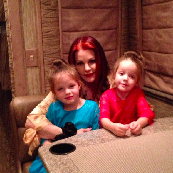 Priscilla Presley Says She Will Always Support Lisa Marie And Her Grandkids