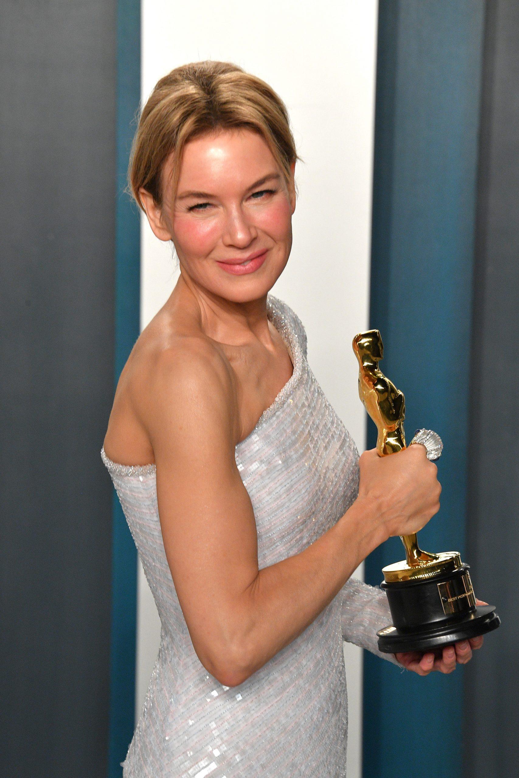 renee zellweger best actress oscar judy