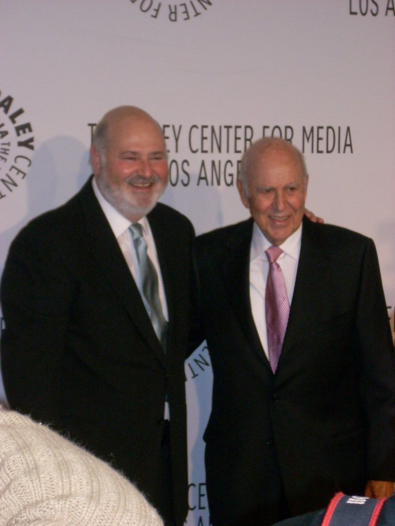carl and son rob reiner