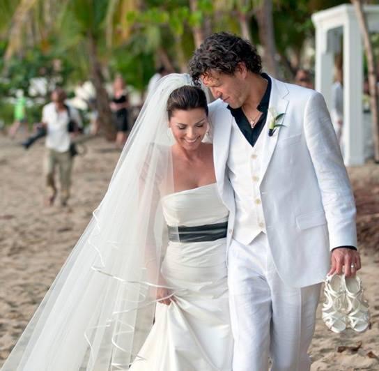 Frédéric Thiébaud shania twain wedding