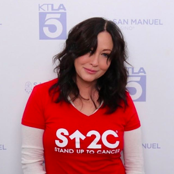 shannen doherty fighting insurance during cancer battle