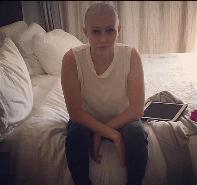 shannen doherty battling insurance during cancer battle