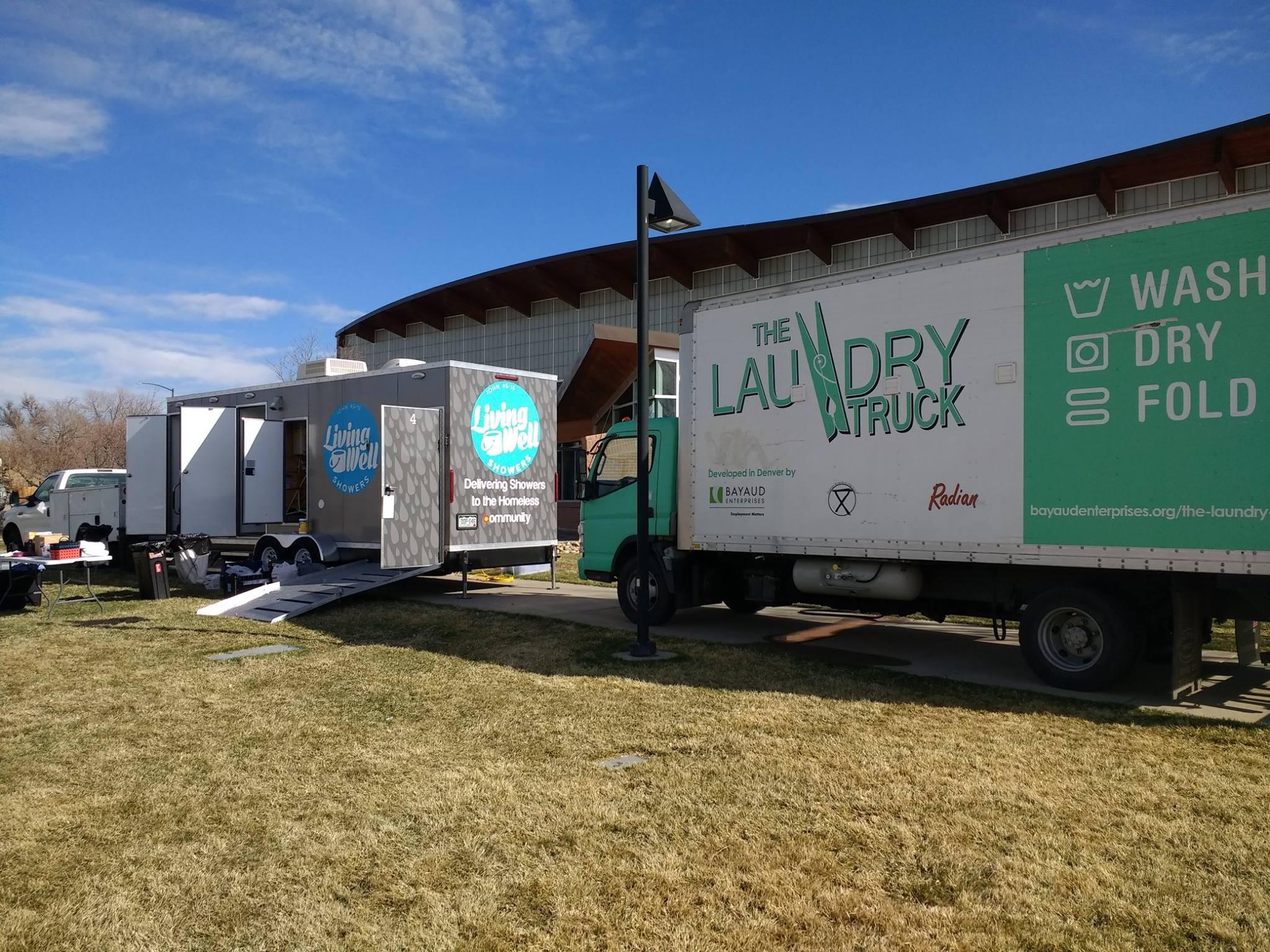 the laundry truck nonprofit denver
