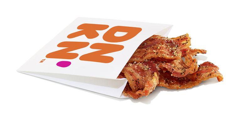 dunkin snackin bacon