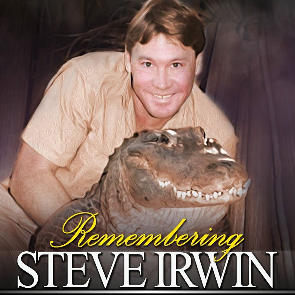 steve irwin day
