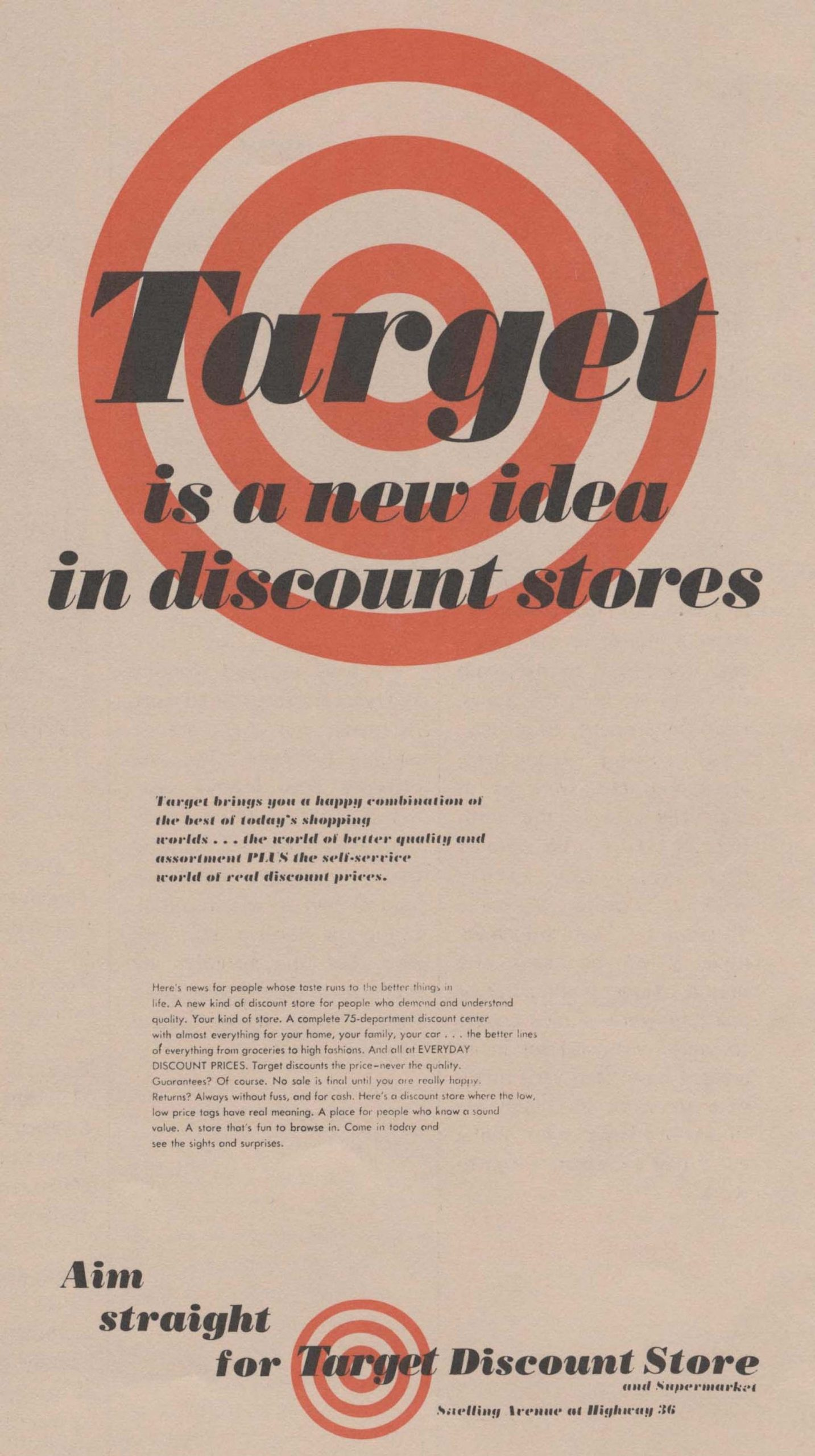 old target ad