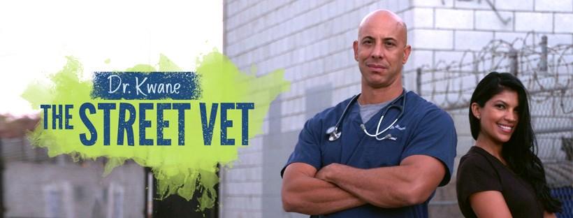 dr kwane stewart the street vet