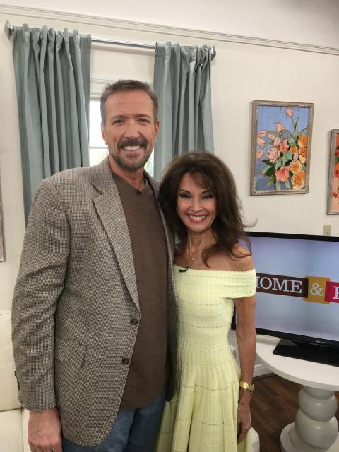 walt willey surprises susan lucci on dr oz episode