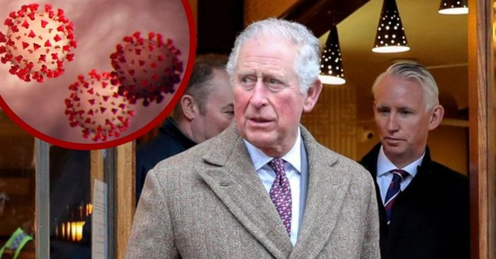 After experiencing mild symptoms over the weekend, Prince Charles tested positive for coronavirus