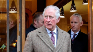 After feeling unspecified symptoms, Prince Charles tested positive for coronavirus