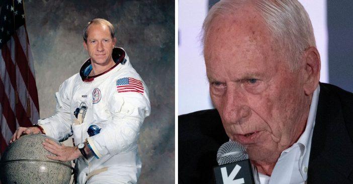 Astronaut Al Worden has died at age 88