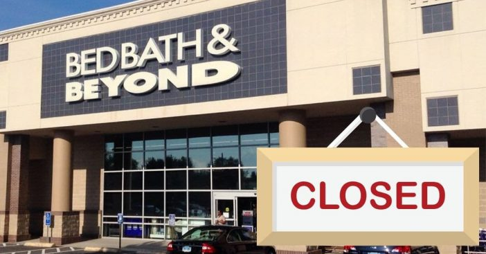 Bed Bath & Beyond Under Pressure To Close Stores Temporarily Amid Coronavirus Outbreak