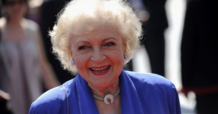 Betty White Trending Amid Coronavirus News, She Confirms She's Fine