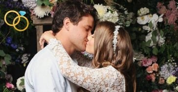 Bindi Irwin and Chandler Powell are married