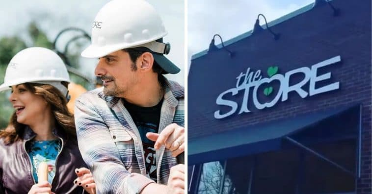 Brad Paisley and his wife offering free groceries to seniors during coronavirus