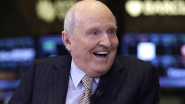 Breaking_ Jack Welch, Former GE CEO, Dead At 84