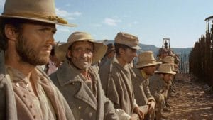 Cast and crew alike put forth their all for this Spaghetti Western