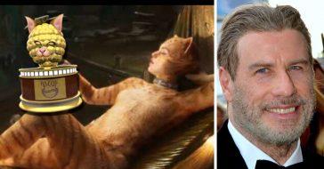 Cats and John Travolta win Razzie Awards for worst performances