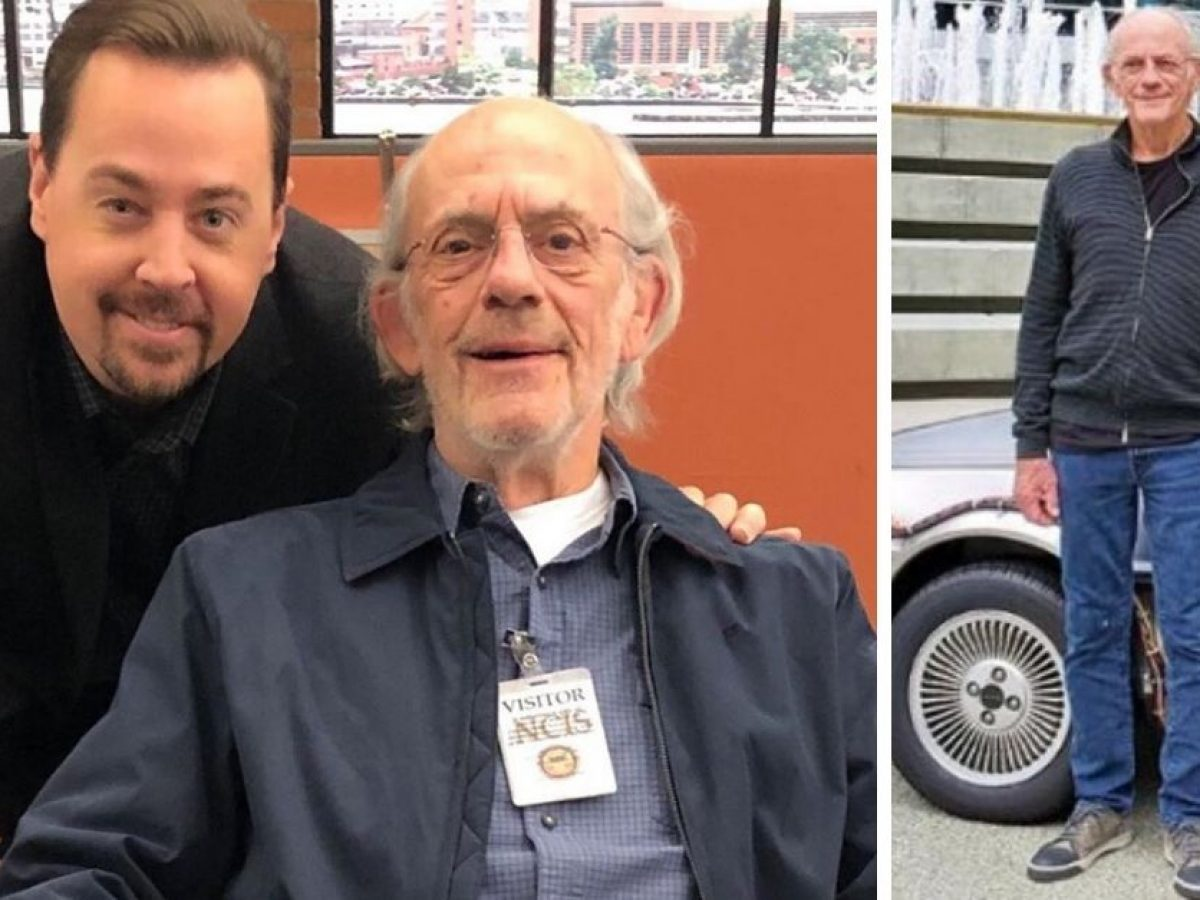 Christopher Lloyd Will Guest Star On The Show Ncis Soon