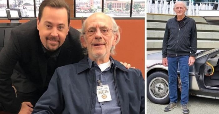 Christopher Lloyd is set to guest star on NCIS