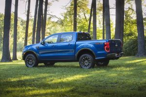 Consumers don't have to consider crossover status or budget limits with the upcoming compact Ford pickup