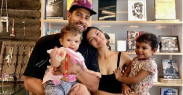 'Criminal Minds' Star, Adam Rodriguez, Welcomes Baby Boy With Wife Grace Gail (1)