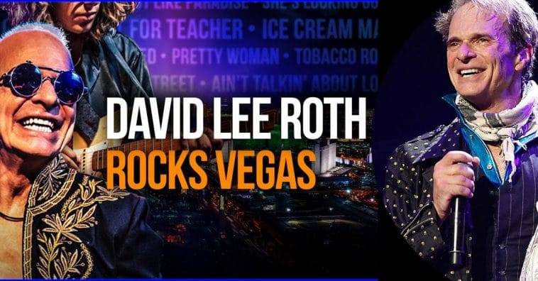 David Lee Roth's Las Vegas shows have been postponed with no future dates set yet