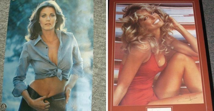 Do You Remember The Ten Hottest Posters Of The '70s And '80s_