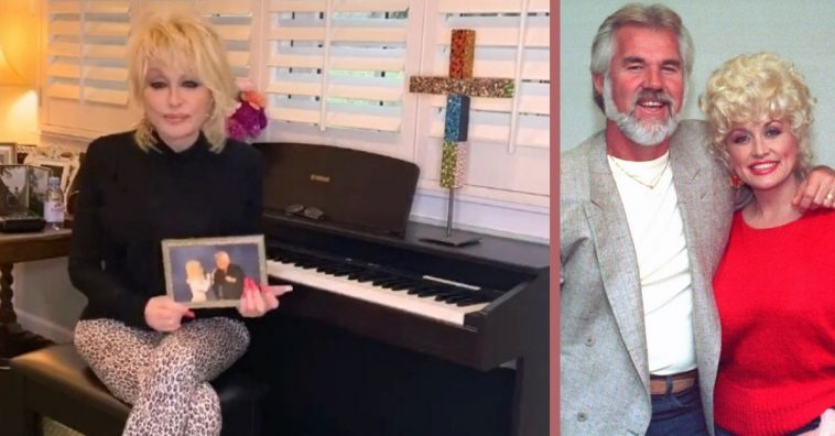 Dolly Parton Tearfully Reacts To Kenny Rogers' Death