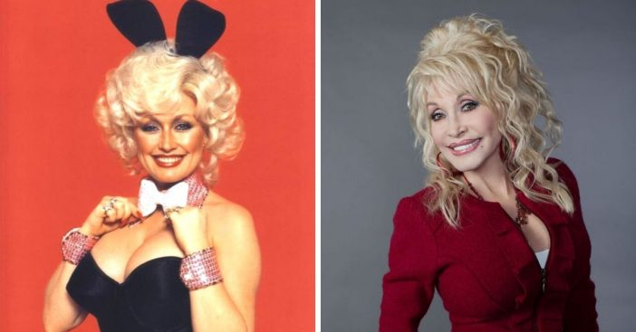 Dolly Parton wants to appear on the cover of Playboy at 75