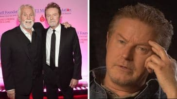 Don Henley shares a story about Kenny Rogers giving spirit