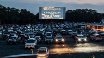 Drive in movie theaters are popular again