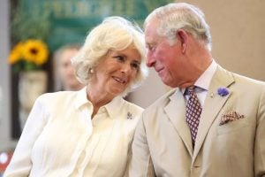 "Duchess Camilla is ""upbeat"" about Prince Charles but wants to proceed with caution"