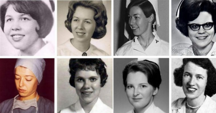 Eight Military Nurses Who Made The Ultimate Sacrifice
