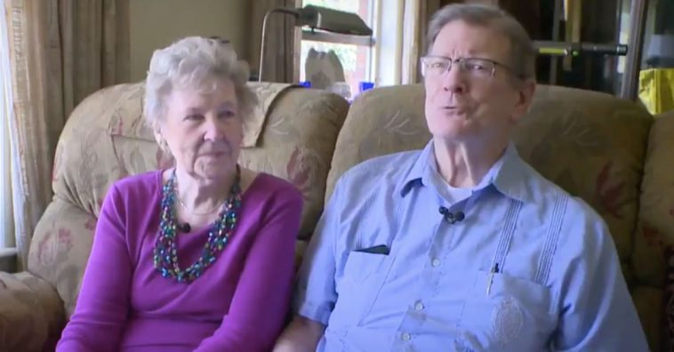 Elderly Couple That Caught Coronavirus Returns To Hometown Healthy