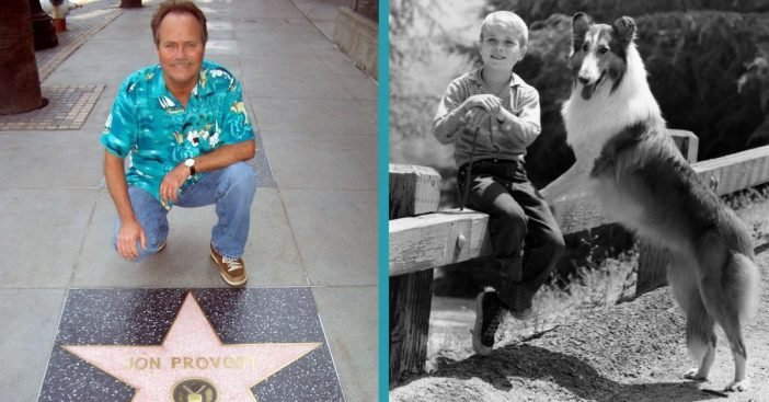 Even all these years later, Jon Provost celebrated another birthday appreciating Lassie