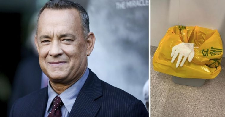 Fans Explore The Deeper Meaning Behind Tom Hanks's Coronavirus Announcement
