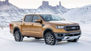 Ford has been moving away from smaller vehicles, but still has something to fill the gap